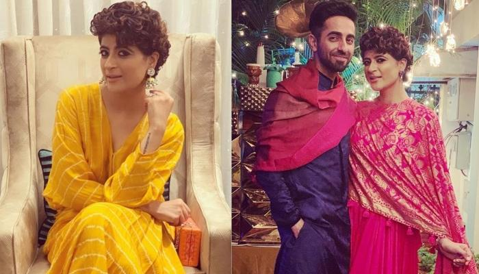 Tahira Kashyap Reveals That She Takes Immense Pride In Being Called 'Ayushmann Khurrana's Wife'