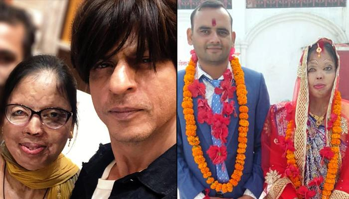 Shah Rukh Khan's Sweet Note For An Acid Attack Survivor For Her Wedding Proves He's A Hero By Heart