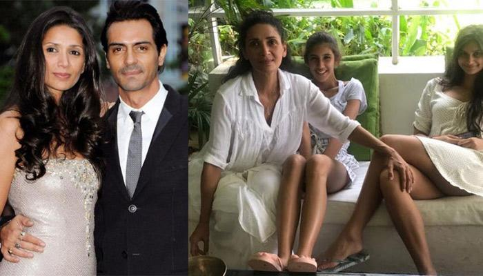Arjun Rampal And Mehr Jesia Finally Granted Divorce, Here's Who Got The Custody Of Their Daughters