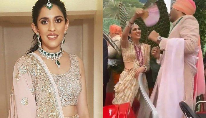 Shloka Mehta And Arjun Kothari Display Loads Of 'Bhabhi-Devar' Love At His Wedding [Videos Inside]