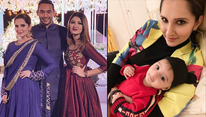 Sania Mirza Gives A Glimpse Of Anam Mirza's Wedding Preparations, Izhaan Mirza Malik Seems Excited