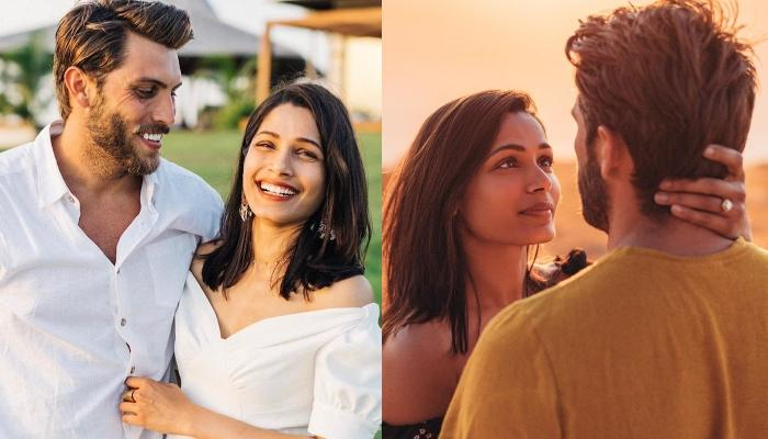 Frieda Pinto Gets Engaged To Photographer, Cory Tran On His Birthday, Shares Adorable Pictures