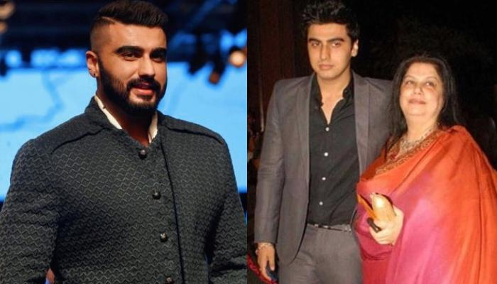 Arjun Kapoor Shares A Cute Poem He Had Written For His Mother, Mona Shourie When He Was Twelve