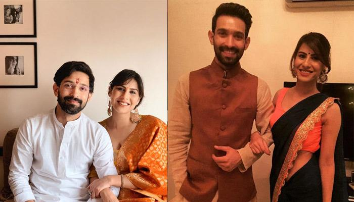 Vikrant Massey And His Ladylove, Sheetal Thakur Are Rokafied, All Set To Get Engaged Soon?