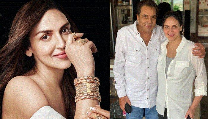 Esha Deol Received Her First-Ever Compliment From Dad, Dharmendra 17 Years After Working In Films
