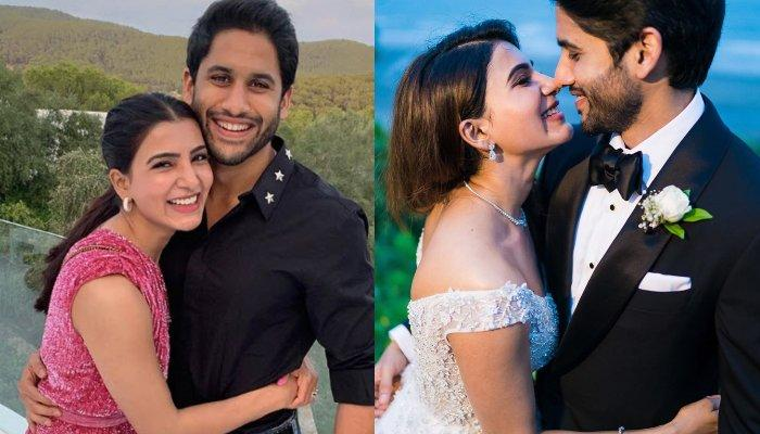 Samantha Akkineni's Birthday Wish For 'Darling Husband' Naga Chaitanya Is Winning Hearts On Internet