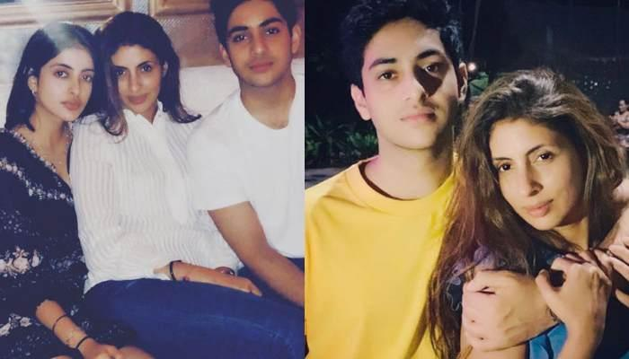 Shweta Bachchan Nanda Posts A Hilarious Birthday Wish For Son, Agastya Nanda On His 19th Birthday