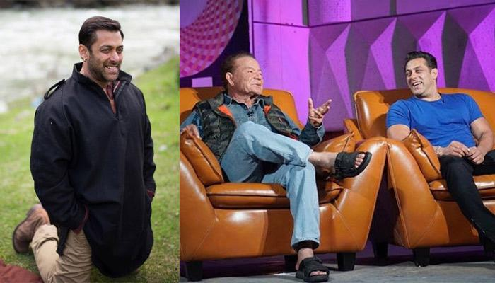 Salman Khan Wishes His Father, Salim Khan On His 84th Birthday With A Picture-Perfect Post