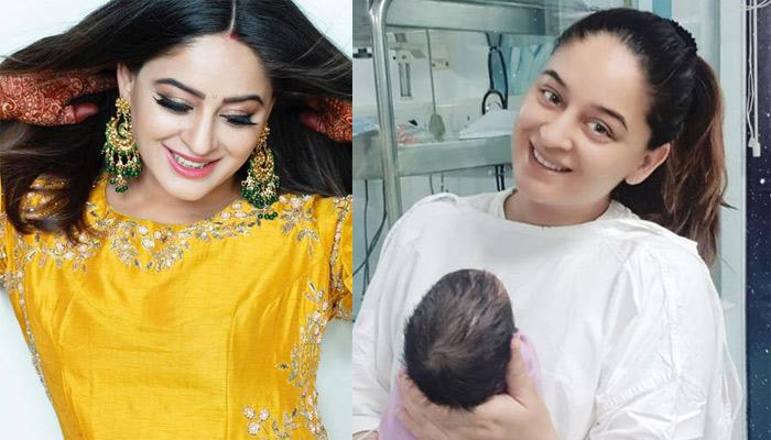 Mahhi Vij Got Trolled For Her Post Pregnancy Weight, She Gave A Befitting Reply To Them