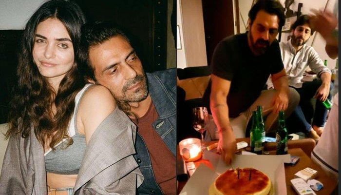 Arjun Rampal's Ladylove, Gabriella Reveals His Nickname As She Posts Heartfelt Wish On His Birthday