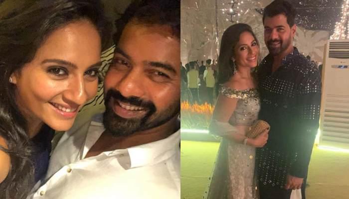 Kanchi Kaul Posts A Heartfelt Wish For Hubby, Shabir Ahluwalia On Their Eighth Wedding Anniversary