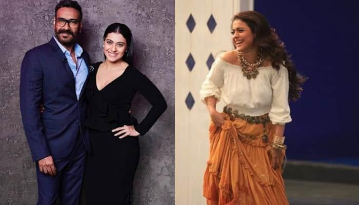 Ajay Devgn Shares A Still From Ishq, His Wife, Kajol's Reaction To It Is Unmissable