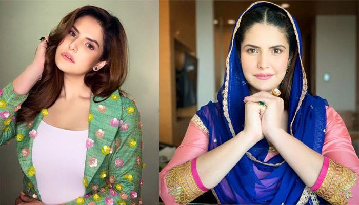 Zareen Khan Opens Up About Rumours On Her Relationship Status And Comparison With Katrina Kaif