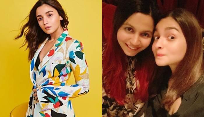 Alia Bhatt Posts A Sweet Birthday Wish For Sister, Shaheen Bhatt, Calls Her Sweet Carrot