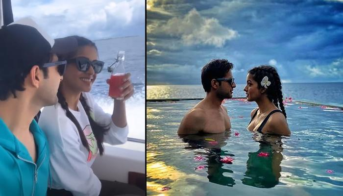 Vatsal Sheth And Ishita Dutta's Maldives Vacation On Their Second Anniversary Speaks Volumes Of Love