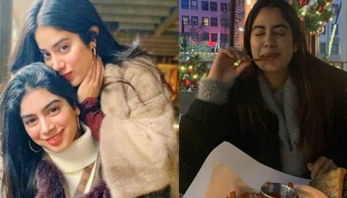 Janhvi Kapoor Spends Time With Sister, Khushi Kapoor In US, Gives Sister Goals