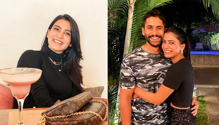 Samantha Akkineni Shares A Goofy Picture With Hubby, Naga Chaitanya, We Wonder What He Has To Say