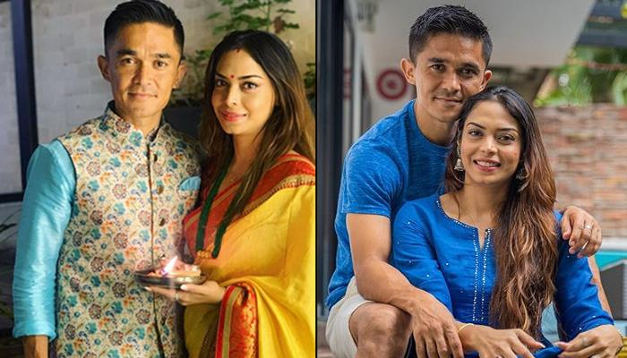 Sunil Chhetri Reveals How He Married His 'Biggest Fan' And Coach's Daughter, Sonam Bhattacharya