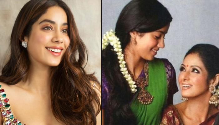 Janhvi Kapoor Reminisces How Her Childhood Smells Like Her Mom, Sridevi, Reveals A Special Moment