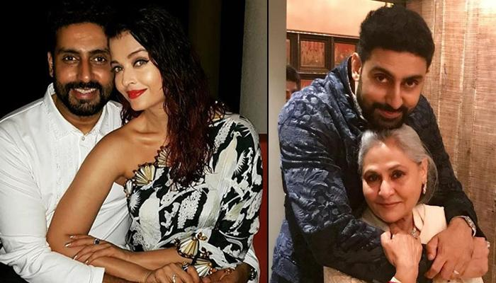 Abhishek Bachchan Reveals Who Is He More Scared Of, Mother Jaya Bachchan Or Wife Aishwarya Rai