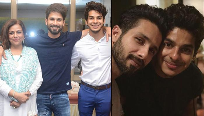 Shahid Kapoor Reveals He Begged His Mother Neelima Azeem For A Sibling, Says She Had Ishaan For Him