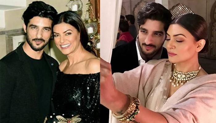 Sushmita Sen Teaches Beau Rohman Shawl How To Say 'I Love You' In Bengali, He Teaches Her Kashmiri