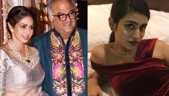 Boney Kapoor Sues Priya Varrier's Film, Sridevi Bungalow Which Refers To Sridevi's Bathtub Drowning
