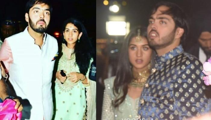 Unseen Picture Of Anant Ambani With Girlfriend Radhika Merchant From Isha Ambani's Italy Engagement