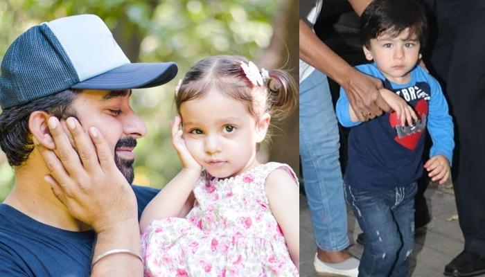 Taimur And Other Star Kids Attend Rannvijay Singha's Daughter Kainaat's Birthday Bash, Pics Inside