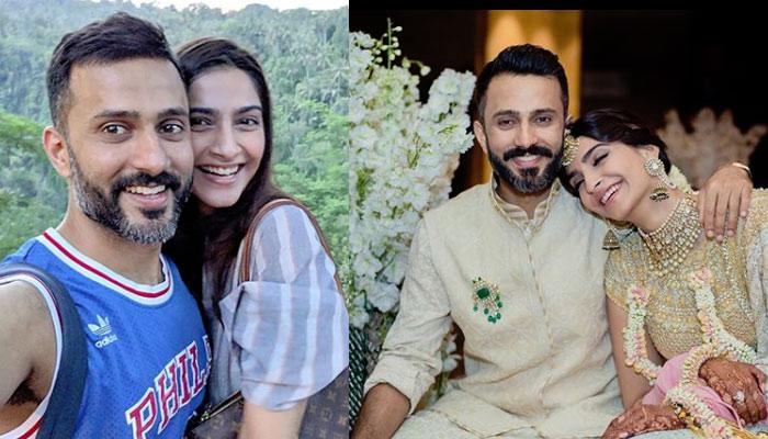 Sonam Kapoor Posts 10 Year Challenge Picture, Hubby Anand Ahuja's Comment Grabs Limelight