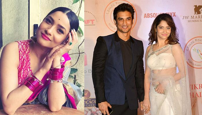 Ankita Lokhande Comments About Ex-BF, Sushant Singh Rajput After Confirming Love For Vicky Jain
