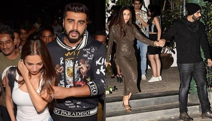 Malaika Arora Writes 'Take Me Back' On Instagram And Arjun Kapoor Has An Interesting Reply To It