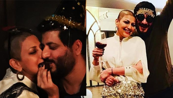 Sonali Bendre's Hubby, Goldie Behl's Heartfelt Note For His Wifey On Her Birthday Will Make You Cry