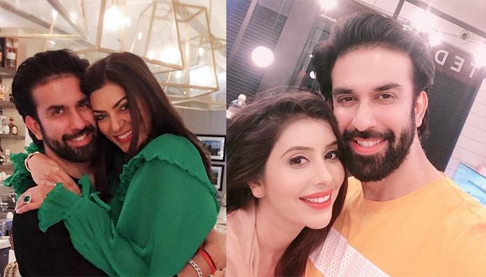 Charu Asopa Of 'Mere Angne Mein' Is Dating Sushmita Sen's Brother Post Broken Engagement With Neeraj