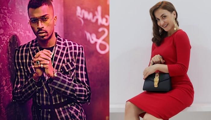 Hardik Pandya's Ex-Girlfriend Elli Avram  Reacts On His Comments Against Women On Karan's Show