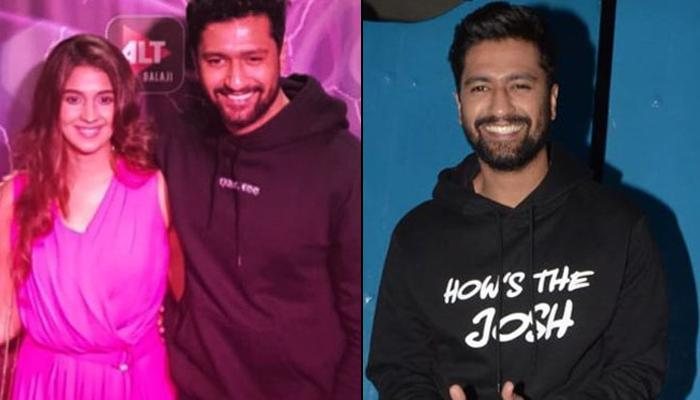 Vicky Kaushal And Harleen Sethi Make Relationship Insta-Official With A Twinning 'High-On-Josh' Pic