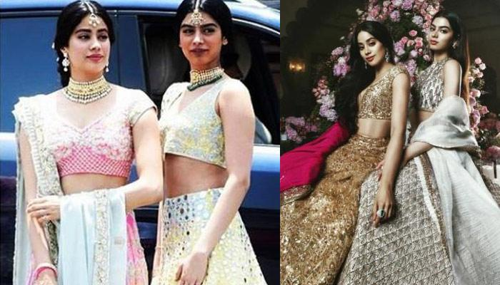 Janhvi Kapoor-Khushi Kapoor To Make First Appearance Together On Neha's Show BFFs With Vogue?