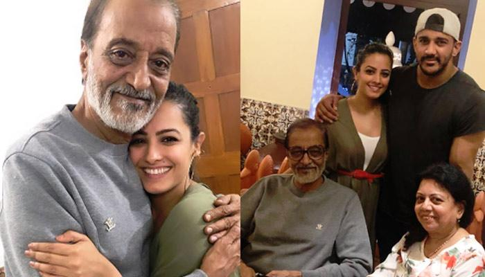 Anita Hassanandani's Special B'Day Wish For Father-In-Law, Feels Lucky To Be Blessed With The Best