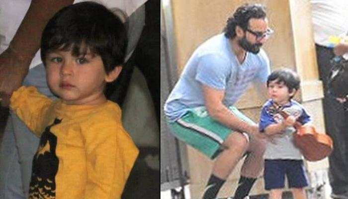 Taimur Ali Khan Learns Guitar After Horse-Riding Lessons, Make Way For The Youngest Rockstar In Town
