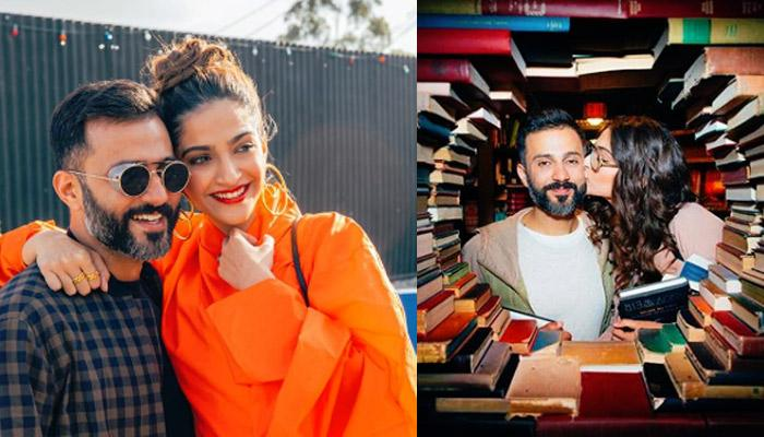 Sonam Kapoor Ahuja Is Happy Wifey As She Dines With Hubby Anand Ahuja On LA Vacay, Pic Inside