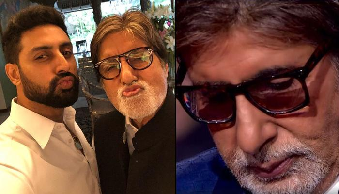 Amitabh Bachchan Cried After Watching This Film Of Abhishek Bachchan, Though He Doesn't Usually Weep