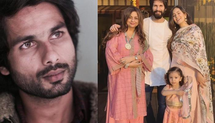 Neelima Azeem Reveals How 6-Year Old Shahid Kapoor Saved Her From A Stranger, Video Inside