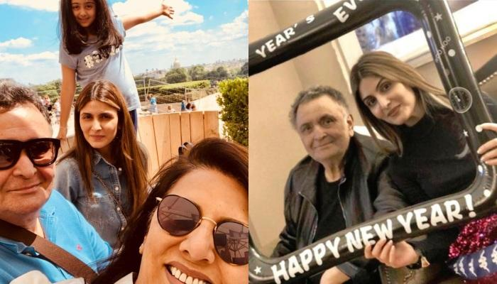 Riddhima Kapoor Sahni Wishes Rishi Kapoor And Neetu Singh On Their 39th Wedding Anniversary