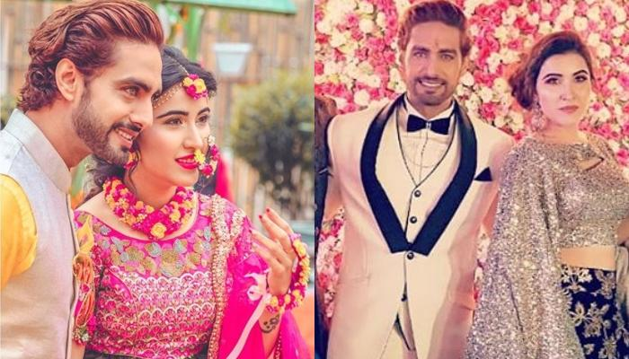 Sheena Bajaj And Rohit Purohit's Pre-Wedding Festivities Begin With Haldi, Mehendi And Engagement