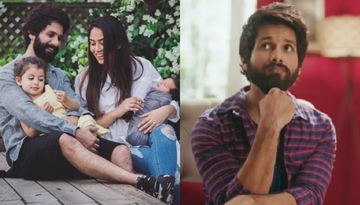 Shahid Kapoor Reveals The Most Important Person In His Life, And It's Not Mira, Misha Or Zain Kapoor