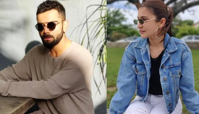 Anushka Sharma 'Can't Handle The Beauty' Of Husband Virat Kohli In This Picture From New Zealand