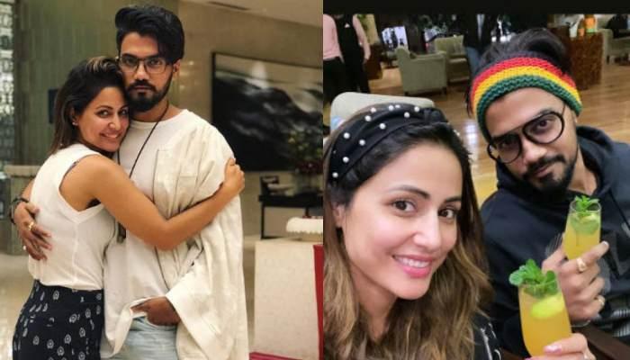 Hina Khan And Beau, Rocky Jaiswal Take A Mini Vacation To Pushkar, Visit Ajmer Sharif Dargah