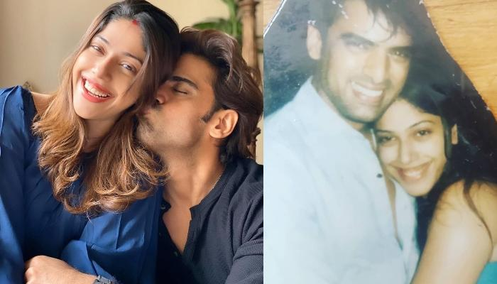 Mohit Malik Shares A Special Wish For His Wife, Aditi Malik On Their Wedding Anniversary