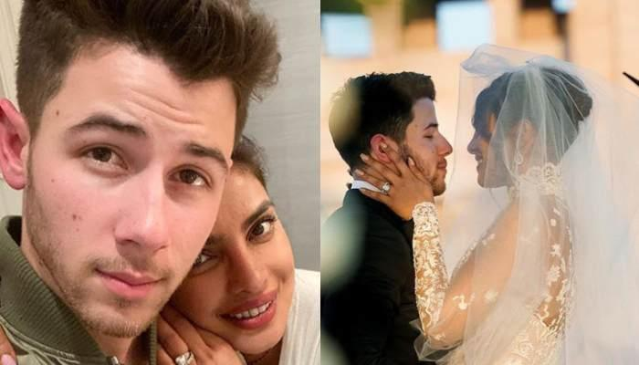 Priyanka Chopra And Hubby, Nick Jonas Complete One Year Of Marital Bliss, Post Wishes For Each Other