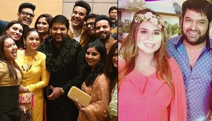 Krushna Abhishek Reveals How Kapil Sharma's Wife, Ginni Chatrath Takes Care Of Them Like A Family